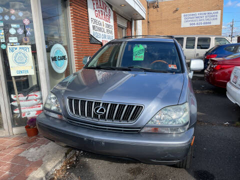 2001 Lexus RX 300 for sale at Frank's Garage in Linden NJ