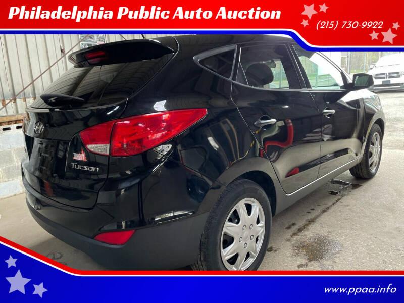 2012 Hyundai Tucson for sale at Philadelphia Public Auto Auction in Philadelphia PA