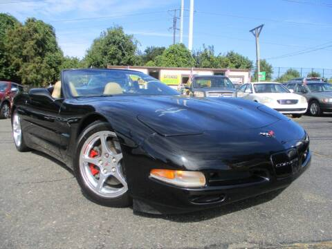 2001 Chevrolet Corvette for sale at Unlimited Auto Sales Inc. in Mount Sinai NY