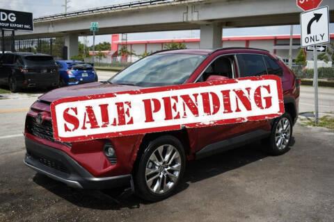 2019 Toyota RAV4 for sale at ELITE MOTOR CARS OF MIAMI in Miami FL
