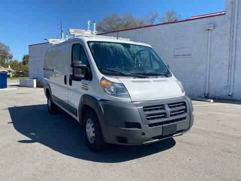 2015 RAM ProMaster Cargo for sale at Consumer Auto Credit in Tampa FL
