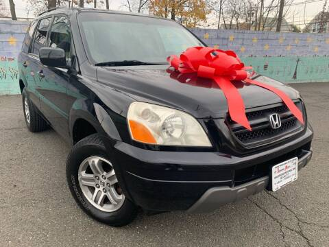 2005 Honda Pilot for sale at Speedway Motors in Paterson NJ