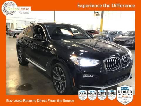 2019 BMW X4 for sale at Dallas Auto Finance in Dallas TX