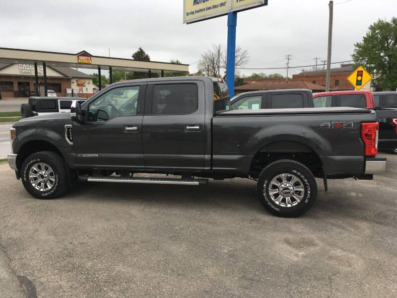 2019 Ford F-350 Super Duty for sale at Albia Motor Co in Albia IA