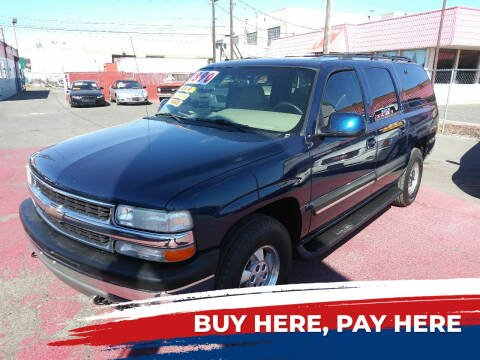 2001 Chevrolet Suburban for sale at Speedway Auto Sales in Yakima WA