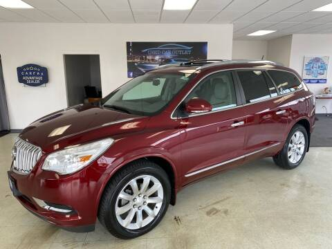 2016 Buick Enclave for sale at Used Car Outlet in Bloomington IL