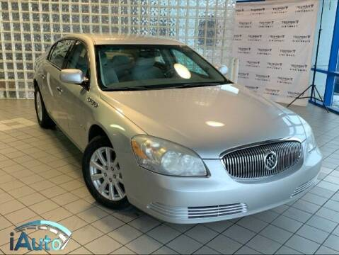 2009 Buick Lucerne for sale at iAuto in Cincinnati OH
