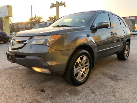 2007 Acura MDX for sale at Friendly Auto Sales in Pasadena TX
