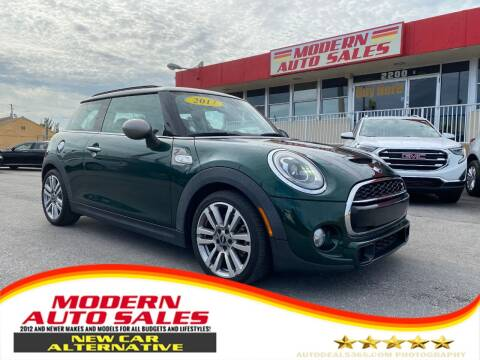 2017 MINI Hardtop 2 Door for sale at Modern Auto Sales in Hollywood FL
