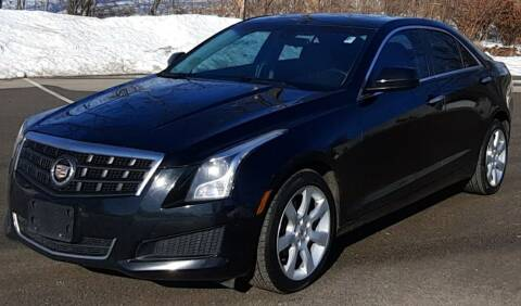 2014 Cadillac ATS for sale at J & J Used Auto in Jackson MI
