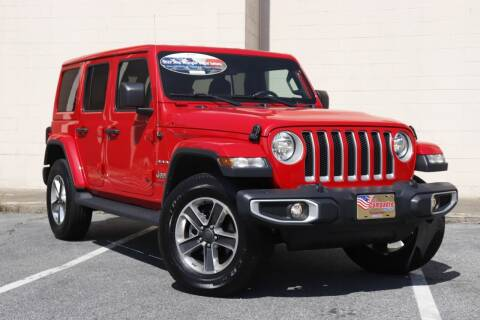 2020 Jeep Wrangler Unlimited for sale at El Compadre Trucks in Doraville GA