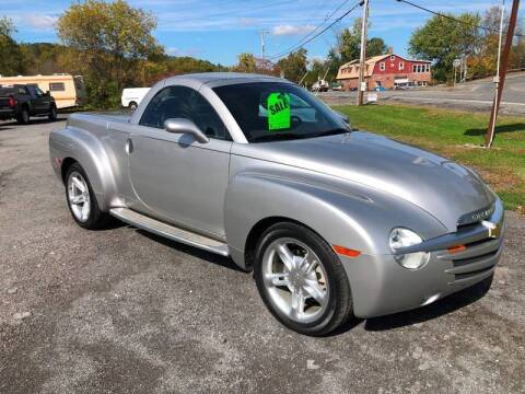 2004 Chevrolet SSR for sale at American Muscle in Schuylerville NY
