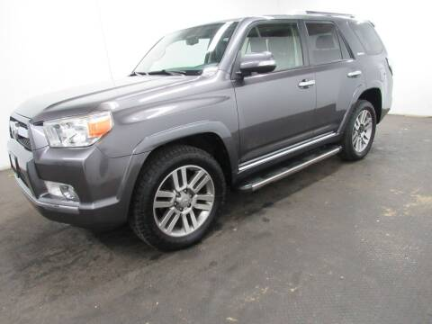 2013 Toyota 4Runner for sale at Automotive Connection in Fairfield OH