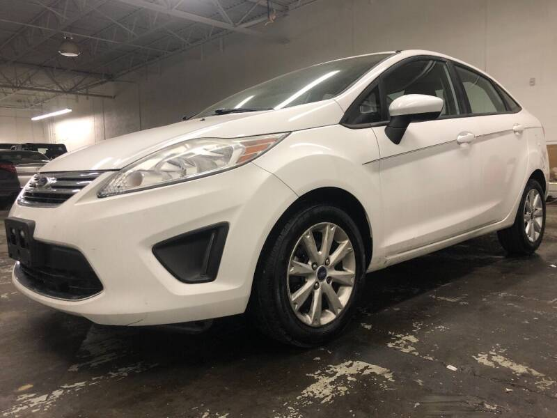 2012 Ford Fiesta for sale at Paley Auto Group in Columbus OH