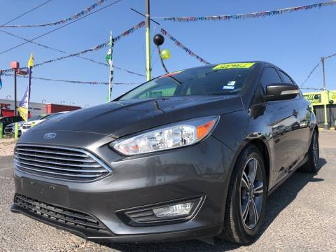2016 Ford Focus for sale at 1st Quality Motors LLC in Gallup NM