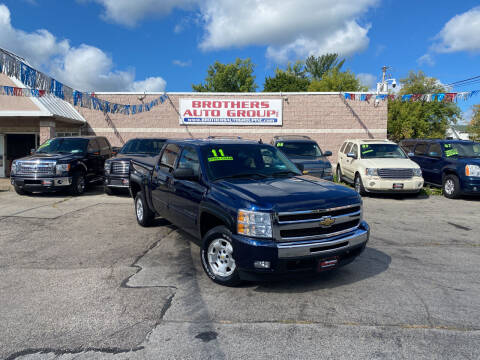 2011 Chevrolet Silverado 1500 for sale at Brothers Auto Group in Youngstown OH