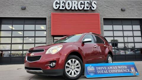 2010 Chevrolet Equinox for sale at George's Used Cars - Pennsylvania & Allen in Brownstown MI