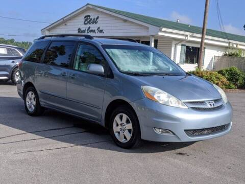 2006 Toyota Sienna for sale at Best Used Cars Inc in Mount Olive NC