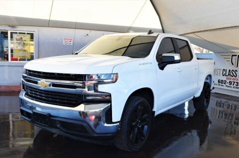 2020 Chevrolet Silverado 1500 for sale at 1st Class Motors in Phoenix AZ