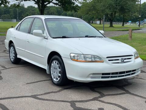 2001 Honda Accord for sale at Choice Motor Car in Plainville CT