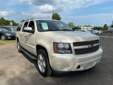 2008 Chevrolet Suburban for sale at Atlantic Auto Sales in Garner NC