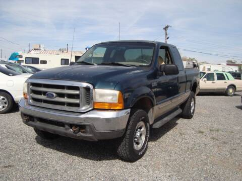 1999 Ford F-250 Super Duty for sale at One Community Auto LLC in Albuquerque NM