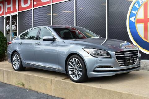 2017 Genesis G80 for sale at Alfa Romeo & Fiat of Strongsville in Strongsville OH