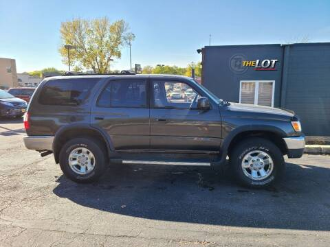 1997 Toyota 4Runner for sale at THE LOT in Sioux Falls SD