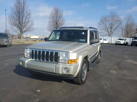 2008 Jeep Commander for sale at Boardman Auto Exchange in Youngstown OH