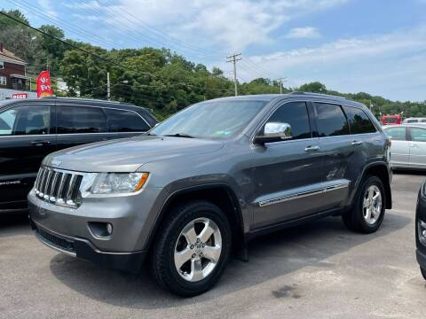 2013 Jeep Grand Cherokee for sale at Ultra 1 Motors in Pittsburgh PA
