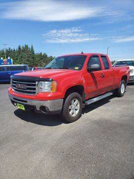 2013 GMC Sierra 1500 for sale at Jeff's Sales & Service in Presque Isle ME