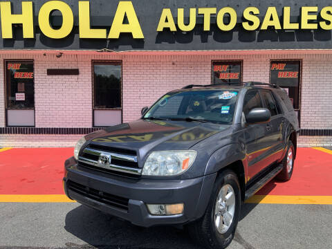 2005 Toyota 4Runner for sale at HOLA AUTO SALES CHAMBLEE- BUY HERE PAY HERE - in Atlanta GA