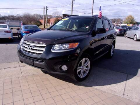 2012 Hyundai Santa Fe for sale at A & A IMPORTS OF TN in Madison TN