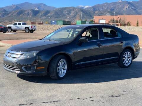 2011 Ford Fusion for sale at Lakeside Auto Brokers in Colorado Springs CO