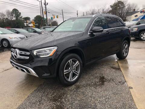 2020 Mercedes-Benz GLC for sale at Capital Motors in Raleigh NC