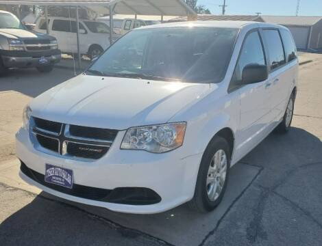 2017 Dodge Grand Caravan for sale at Tyser Auto Sales in Dorchester NE