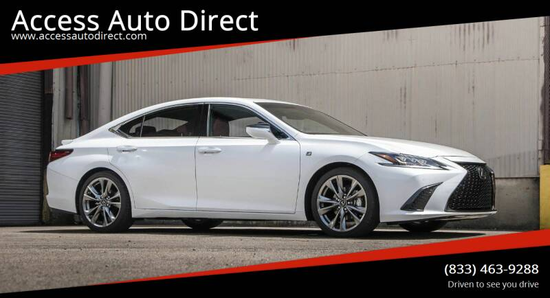 2020 Lexus ES 350 for sale at Access Auto Direct in Baldwin NY