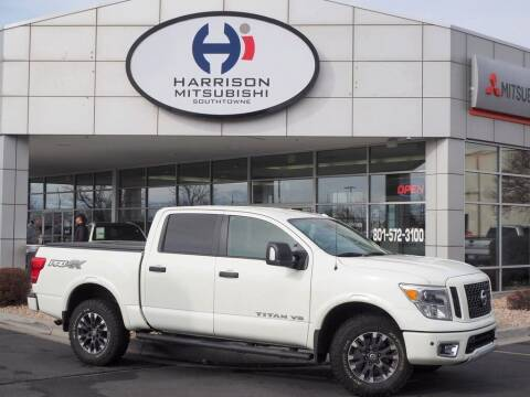 2018 Nissan Titan for sale at Harrison Imports in Sandy UT