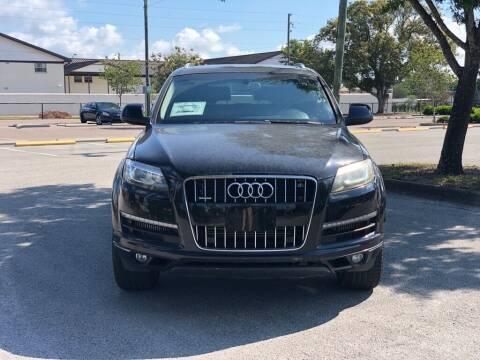 2010 Audi Q7 for sale at Carlando in Lakeland FL