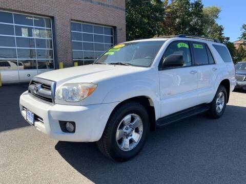 2008 Toyota 4Runner for sale at Matrix Autoworks in Nashua NH