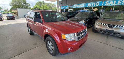 2012 Ford Escape for sale at Divine Auto Sales LLC in Omaha NE