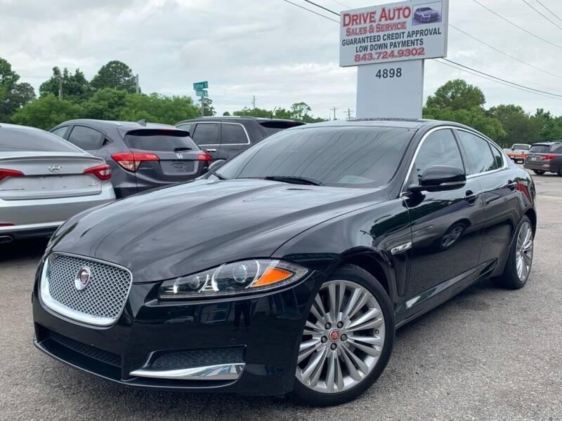 2015 Jaguar XF for sale at Drive Auto Sales & Service, LLC. in North Charleston SC