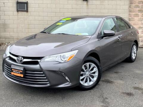 2017 Toyota Camry for sale at Somerville Motors in Somerville MA