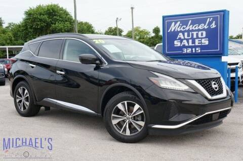 2020 Nissan Murano for sale at Michael's Auto Sales Corp in Hollywood FL