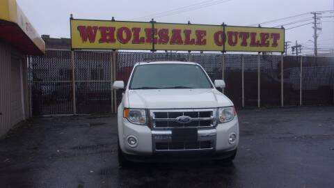 2011 Ford Escape for sale at LONG BROTHERS CAR COMPANY in Cleveland OH