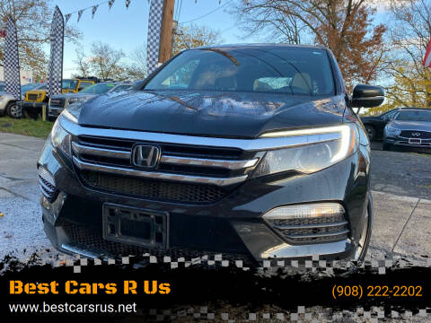 2016 Honda Pilot for sale at Best Cars R Us in Plainfield NJ