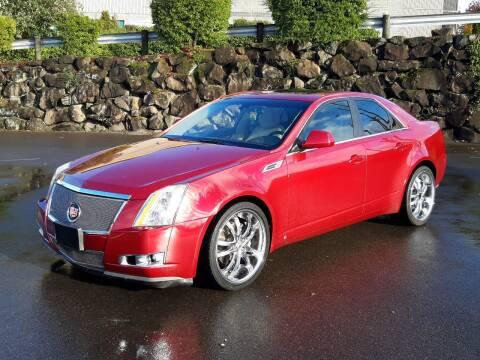 2008 Cadillac CTS for sale at South Tacoma Motors Inc in Tacoma WA