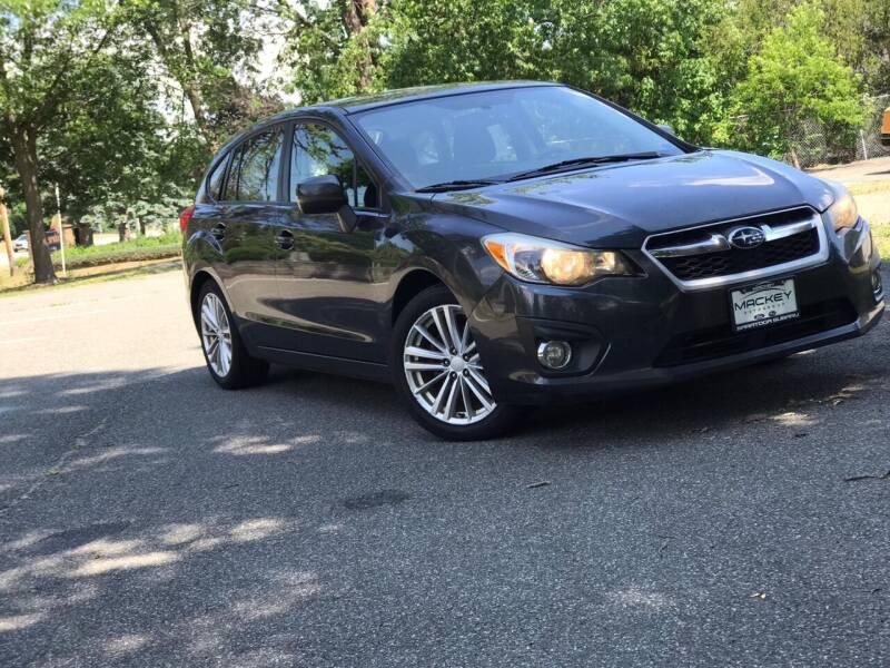 2013 Subaru Impreza for sale at Pak Auto Corp in Schenectady NY