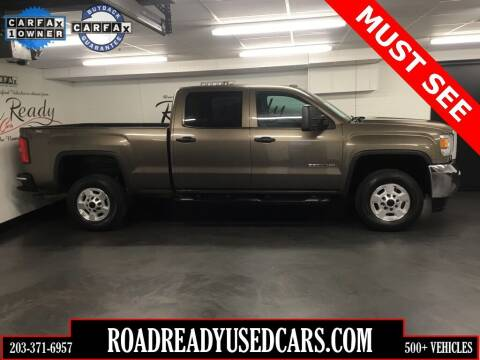 2015 GMC Sierra 3500HD for sale at Road Ready Used Cars in Ansonia CT