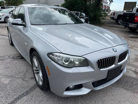 2014 BMW 5 Series for sale at PRESTIGE AUTOPLEX LLC in Austin TX